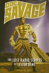 Cover of Lost Radio Scripts